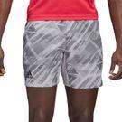 adidas Printed 7 inch Short Mens Glory Grey GG3740