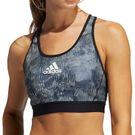 adidas Flower Sports Bra Womens Black/Multi Print GM2860