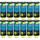 Tourna Pressurized Green Dot Tennis Balls (12 pack)