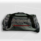 K-Swiss Tech Sport Collection Rolling Duffel Bag