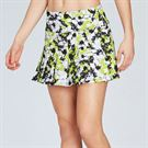 Eleven Morning Glory Flutter 13 Inch Skirt - Morning Glory Print