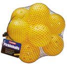 Tourna Outdoor Pickleball Optic Yellow 12 Pack