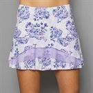 Denise Cronwall Serenity Tier Skirt - Print