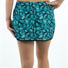Lotto Twice III Printed Skirt - Green Thai