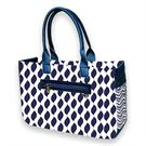 Glove It Indigo Large Tote Bag