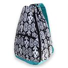 All For Color Aztec Ikat Tennis Backpack