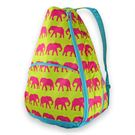 All For Color Pink Parade Tennis Backpack