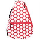 Glove It Tennis Backpack - Ta Dot/Red