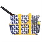 Ame and Lulu Tennis Tote - Canary