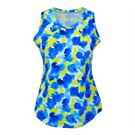 JoFit Limoncello Volley Tank - Phoenix Watercolor