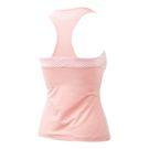 Fila Stripe Trim Tank - Light Pink/Light Pink Stripe
