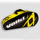 Volkl Team Mega Black/Yellow Tennis Bag