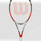 Wilson Steam 99 LS Tennis Racquet DEMO RENTAL