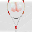 Wilson Six One 95L Tennis Racquet