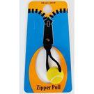 Sporties Tennis Ball Zipper Pull