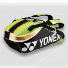 Yonex Pro Series Lime 6 Pack Tennis Bag