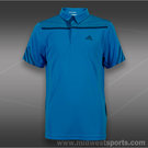 adidas Boys adizero Polo-Solarblue