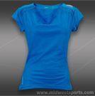 adidas adizero Cap Sleeve Top-Solar Blue