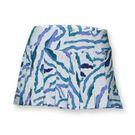 Eleven Ola 12 inch Printed Flutter Skirt-Ola Print