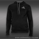 adidas Ultra Fleece PO Hoody-Black