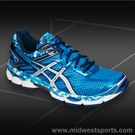 Asics Cumulus 16 Mens Running Shoe- Blue Ribbon