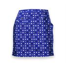 JoFit Blue Hawaiian Mina Skirt - Multi Dot