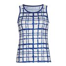 DUC Absolute Printed Tank - White/Royal