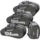 Wilson Super Tour Grey Bag Deal w/ Wilson Racquet Purchase