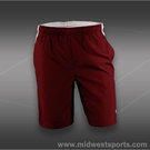 Wilson Team Woven Short-Cardinal Red