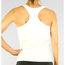 Nike Womens Team Airborne Tank - White