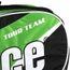 Prince 2014 Tour Team Green 9 Pack Tennis Bag