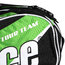 Prince 2014 Tour Team Green 6 Pack Tennis Bag