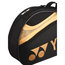 Yonex Tournament Basic Black/Gold Triple Tennis Bag
