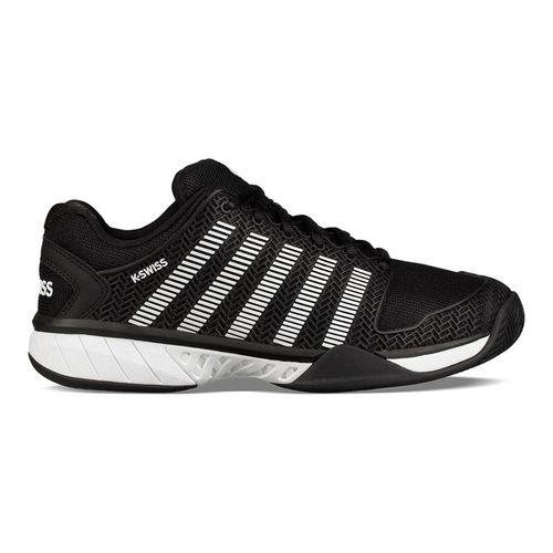 K Swiss Hypercourt Express Mens Tennis Shoe - Black/White