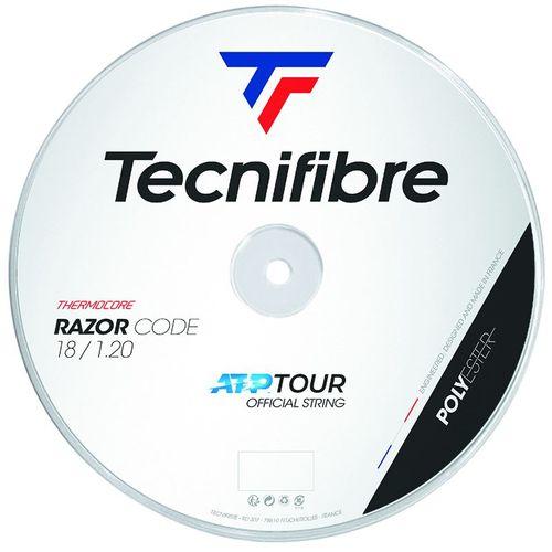 Tecnifibre Razor Code 18G White (660 ft.) REEL