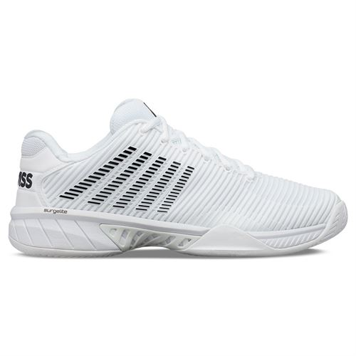 K Swiss Hypercourt Express 2 Mens Tennis Shoe White/Black 06613 102
