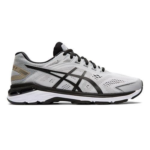 Asics GT 2000 7 Mens Running Shoe Grey/Black 1011A158 021