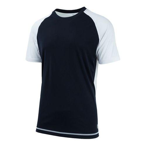 K Swiss Backcourt Crew - White/Black
