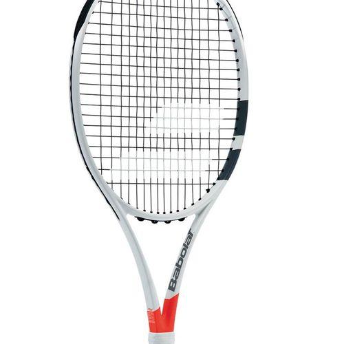 Babolat Pure Strike Super Lite Tennis Racquet White/Red 101380