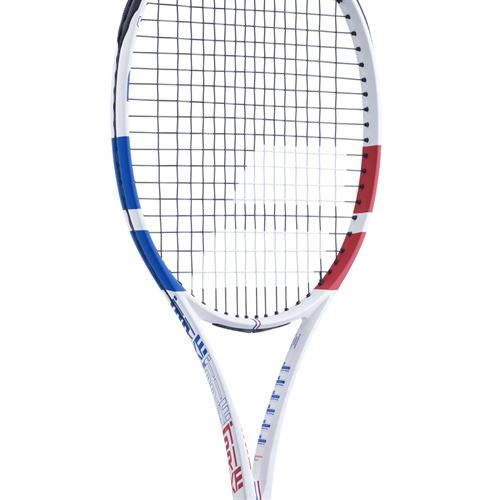 Babolat Pure Strike 16x19 France Tennis Racquet Red/White/Blue 101422 331