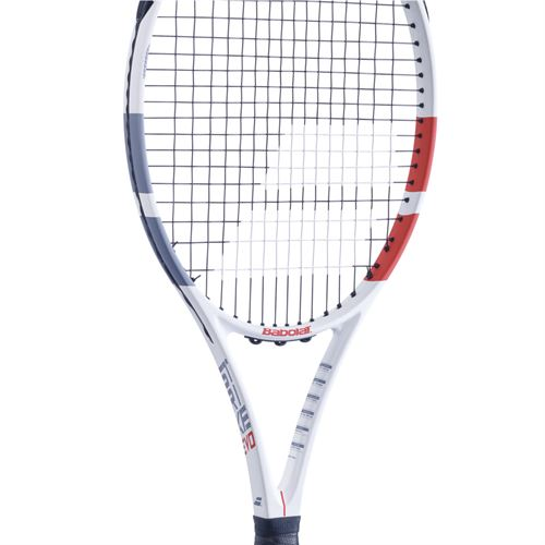 Babolat Strike Evo Tennis Racquet White 102414 323