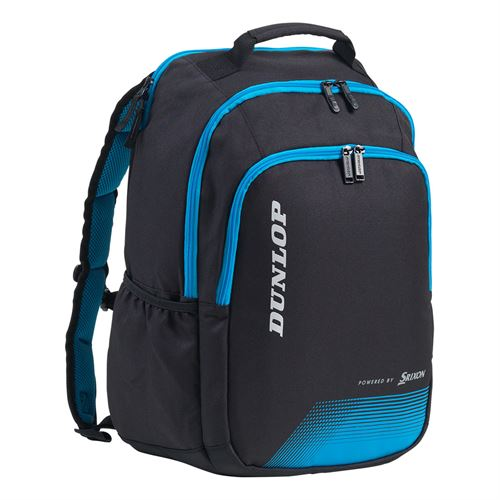 Dunlop FX Tennis Backpack - Black/Blue