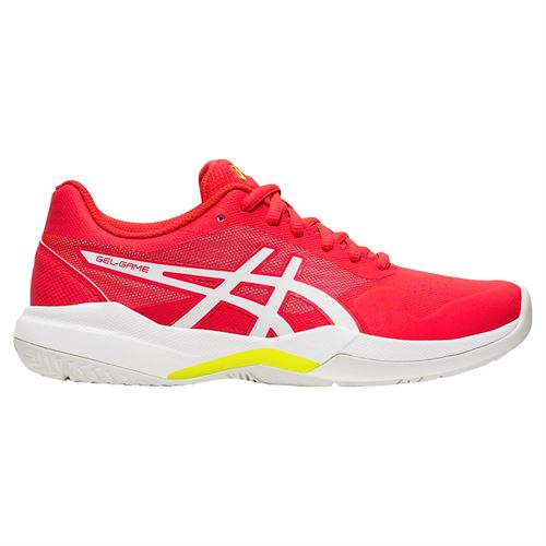 Asics Gel Game 7 Womens Tennis Shoe - Laser Pink/White