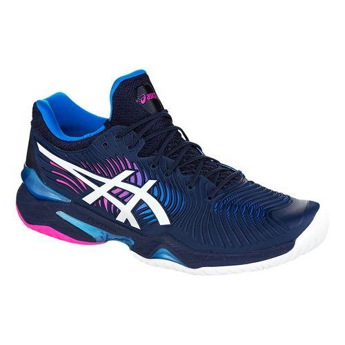 9d460273a22b Asics Court FF 2 Womens Tennis Shoe - Peacoat White