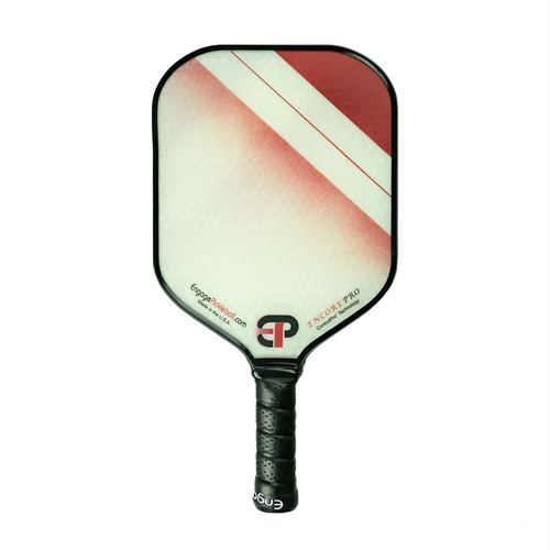 Engage Encore Pro Pickleball Paddle - Red Fade