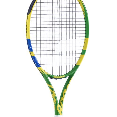 Babolat Boost Brazil Tennis Racquet Green/Blue/Yellow 121215 331