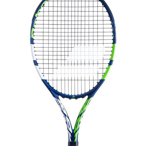 Babolat Boost Drive Tennis Racquet - Blue/Green (Prestrung)