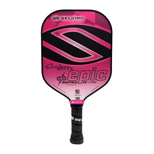 Selkirk Amped Epic Midweight Pickleball Paddle - Orange