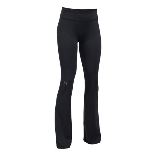 Under Armour Girls Finale Studio Pant - Black