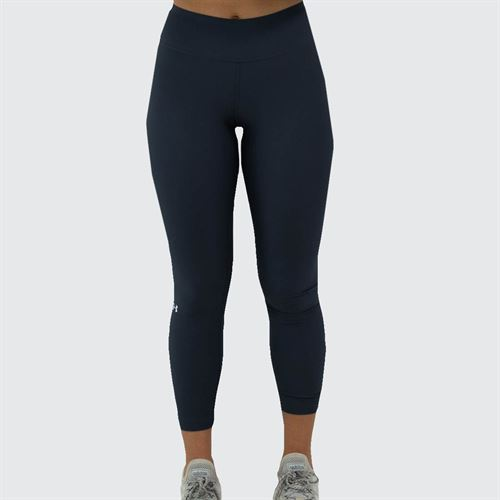 Under Armour Balance Crop Legging Womens Stealth Gray 1326788 008
